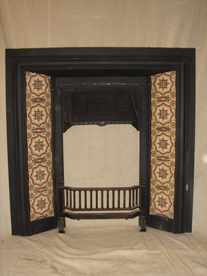 Reclaimed Fireplace Surrounds